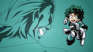 Boku No Hero Academia Wallpaper [4k]