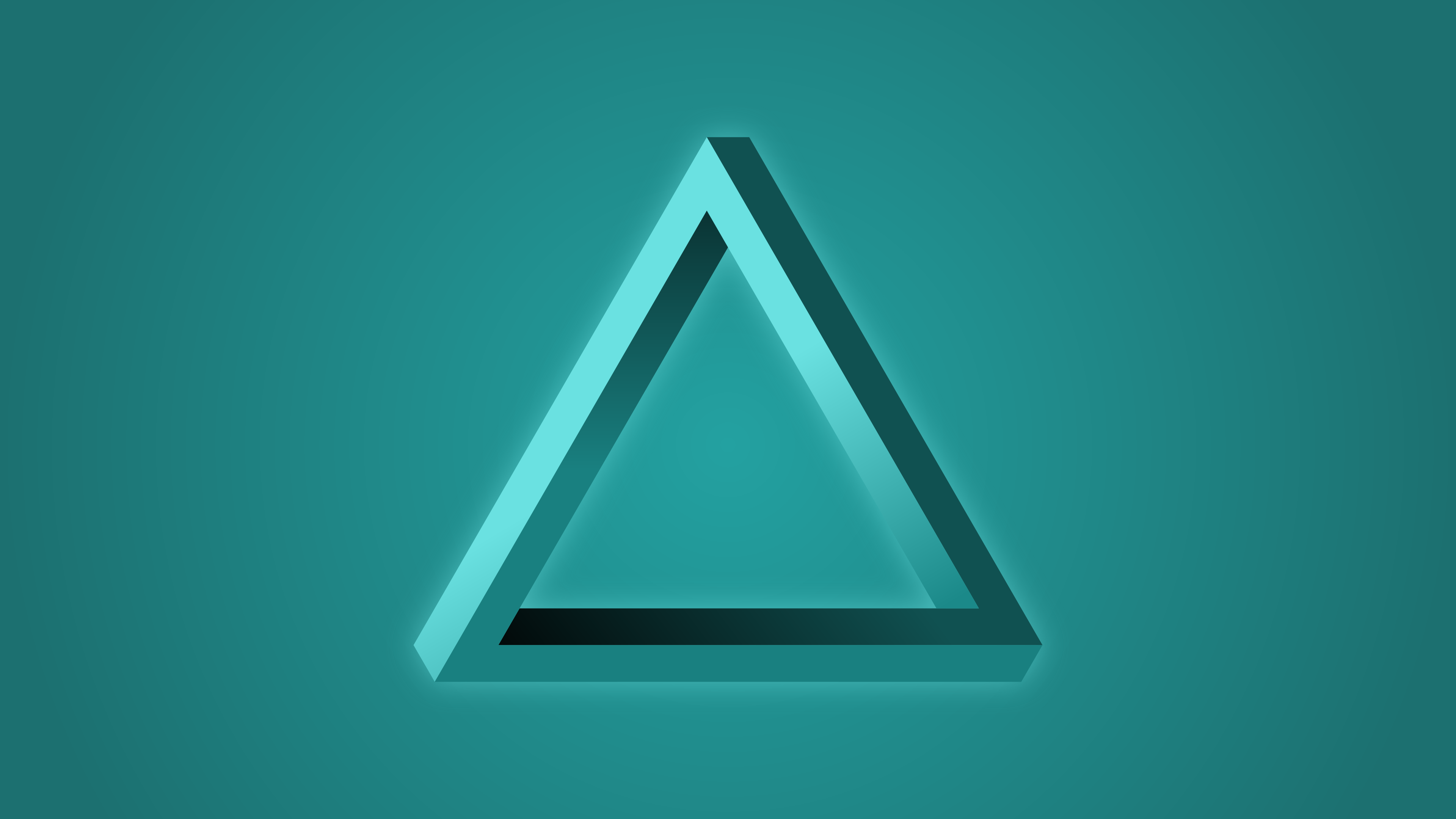 Impossible Triangle Wallpaper [4k] by ThePi7on on DeviantArt