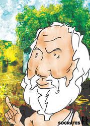 Filozofil: Socrates by Gra-FIT