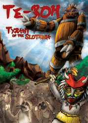 Te-BOH: Tyrant of the Slothinia by Gra-FIT