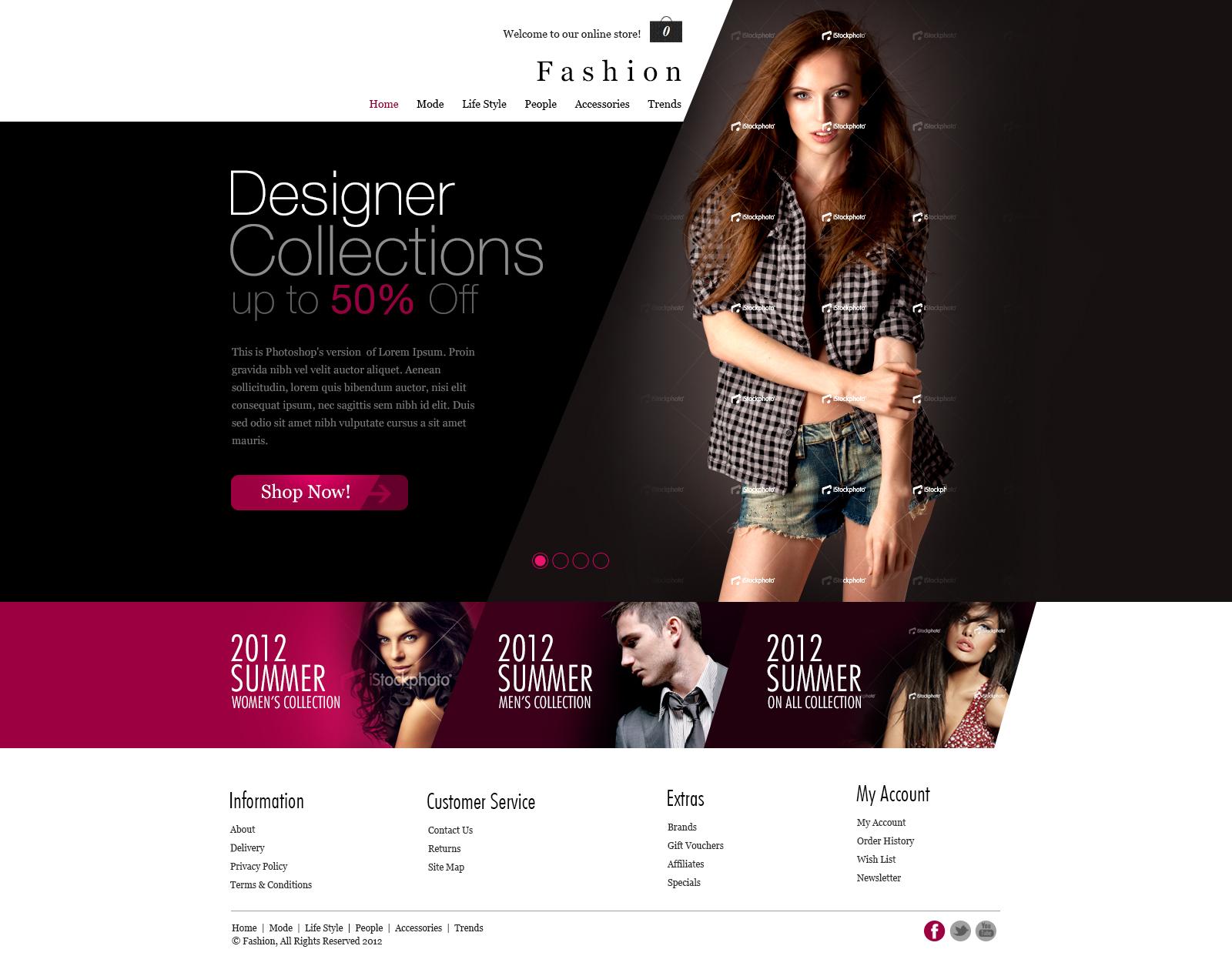 fashion design by mani456 on DeviantArt