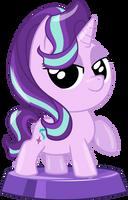 Pocket Pony Starlight Glimmer. by PhucknuckL