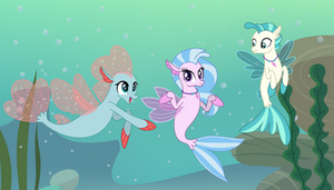 Sea Ponies Three