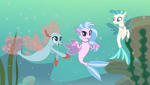 Sea Ponies Three