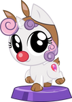 Pocket Pony Sleigh Bell Sweetie Belle