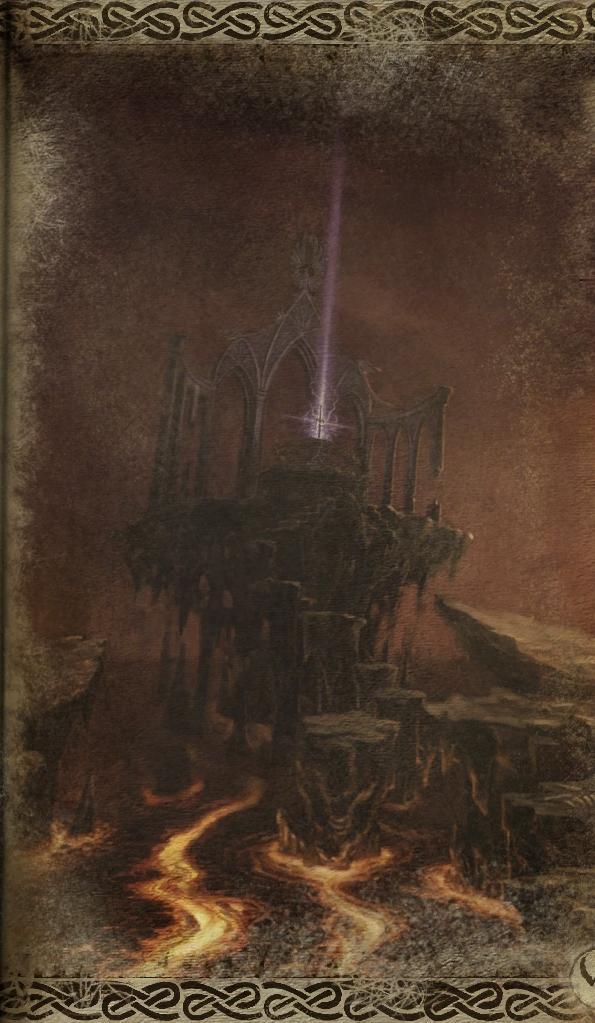 Warhammer: Khaines Embrace by Lanefenu