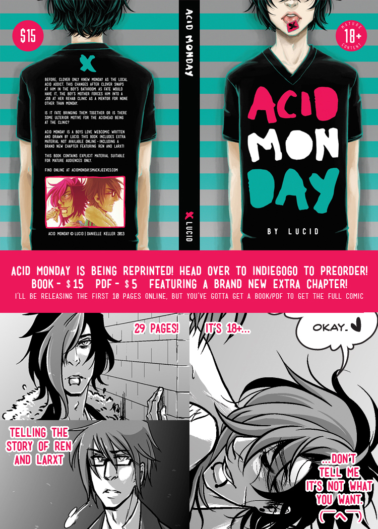 Acid Monday Reprint! by AcidMonday