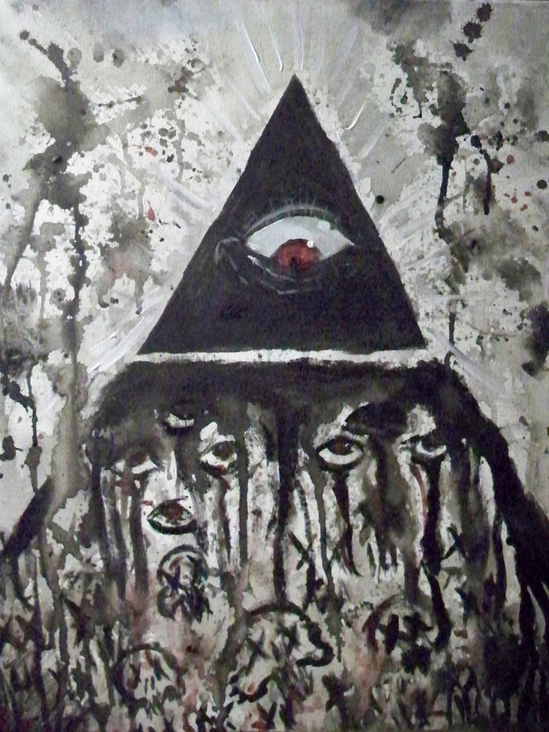 illuminati art - photo #10