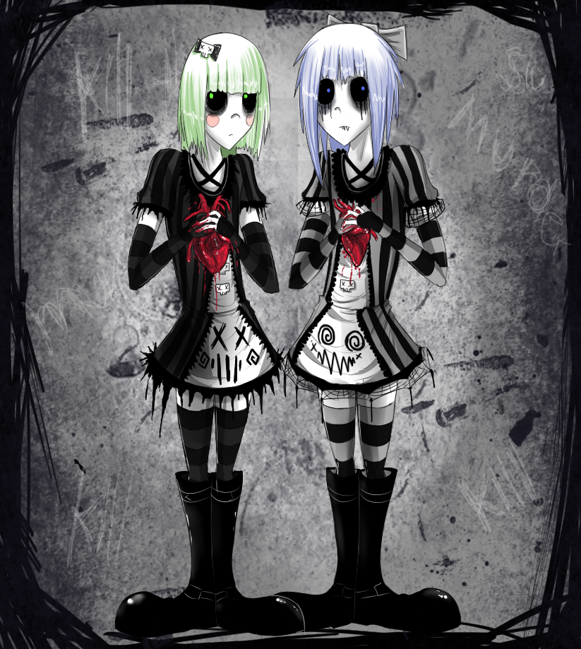 cyanide sisters by Corpse-boy