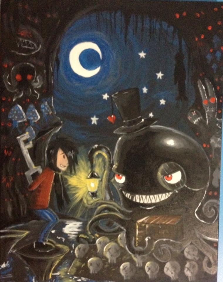 Moon light misfit by Corpse-boy