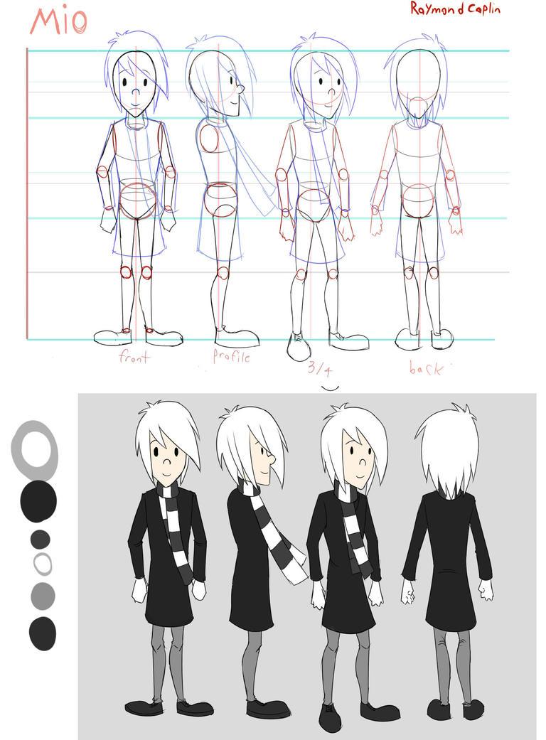 Mio designs by Corpse-boy