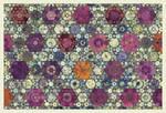 Really Fancy Hexagons by aartika-fractal-art