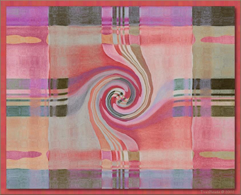 Twisted Pastels by aartika-fractal-art