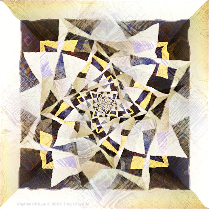 Rhythm 'n' Blues by aartika-fractal-art