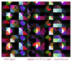 Mixed Signals by aartika-fractal-art