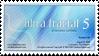 Ultra Fractal 5 Stamp by aartika-fractal-art