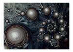 Granny's Brooch by aartika-fractal-art