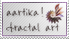 aartika! fractal art  ~ Stamp by aartika-fractal-art