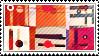 Dardybots Stamp by aartika-fractal-art