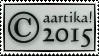 Copyright 2015 aartika-fractal-art by aartika-fractal-art