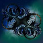 Ronald Barnett - Darkness Falls by aartika-fractal-art