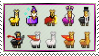 Little Llamas ~ Stamp