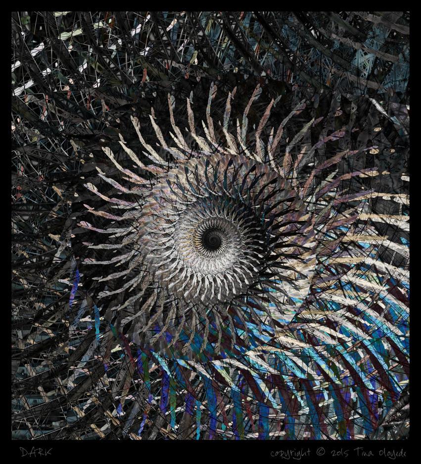 Dark by aartika-fractal-art