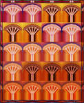 Weavy Trees by aartika-fractal-art