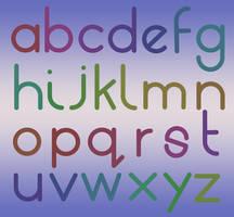 abc - lowercase - ultra fractal