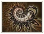 Water Sprite by aartika-fractal-art