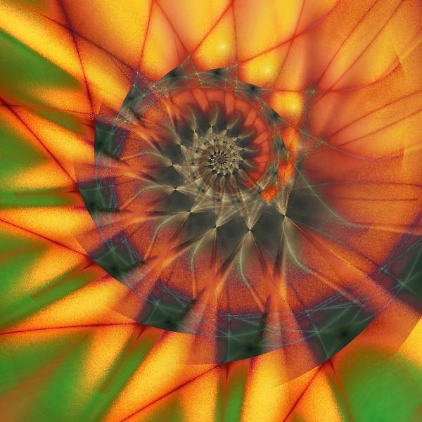 Citrus Nepuella by aartika-fractal-art