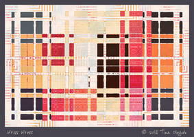 Kriss Kross by aartika-fractal-art