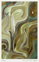 Slither by aartika-fractal-art