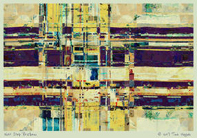 Next Stop Brisbane by aartika-fractal-art