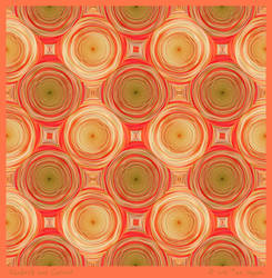 Rhubarb and Custard by aartika-fractal-art
