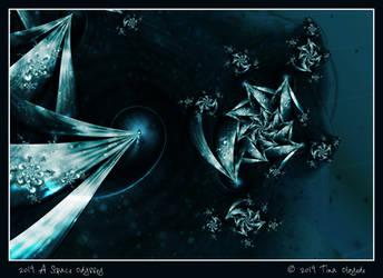 2019 A Space Odyssey by aartika-fractal-art