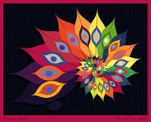 Primary Spiral by aartika-fractal-art