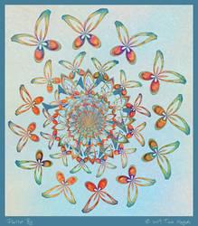 Flutter By by aartika-fractal-art
