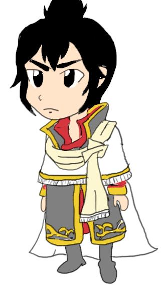 Chibi Zeref by contradictarylove123