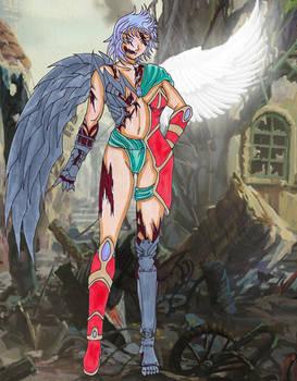Mecha angel