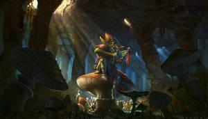 The Goblin Bard