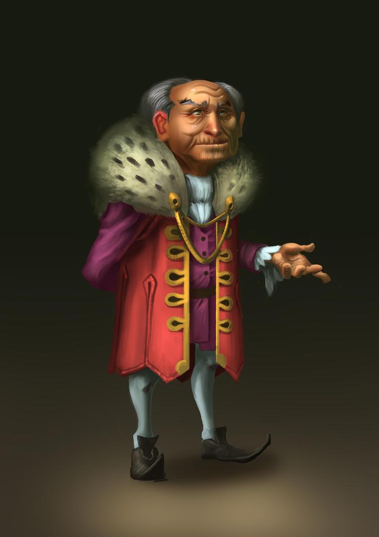 Governor by MarschelArts