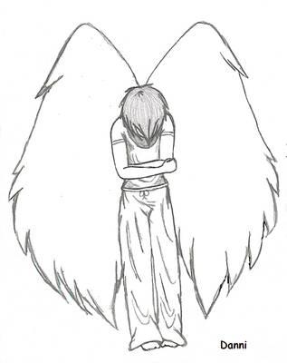 emo angel boy by emoangelboy