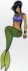 Mermaid by emoangelboy