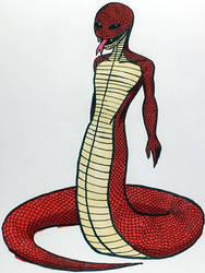 Naga by emoangelboy