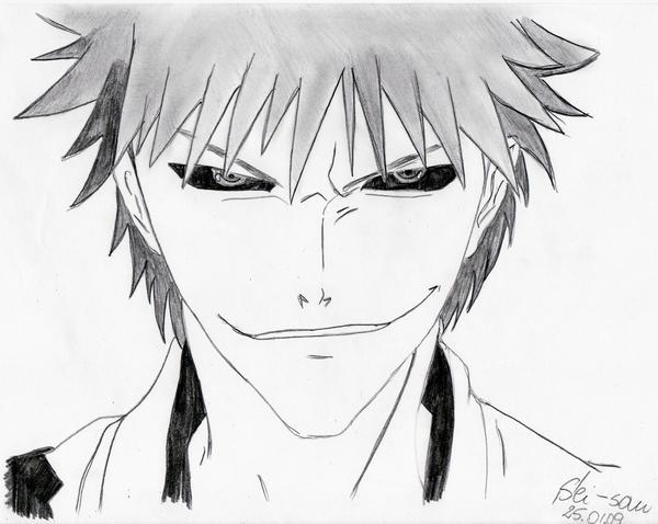 Bleach: Hollow Ichigo By 19Skejciara10 On DeviantArt