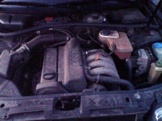 Silnik Audi A4 1.6i by 19Skejciara10
