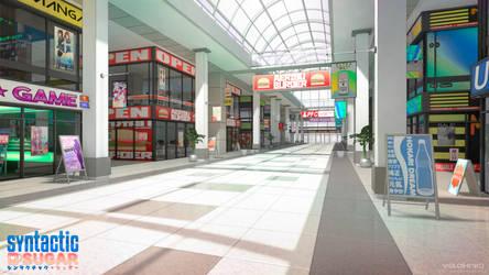 shopping center by Voloshenko