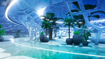 underwater park by Voloshenko