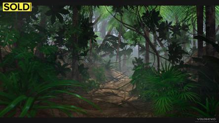 jungle by Voloshenko